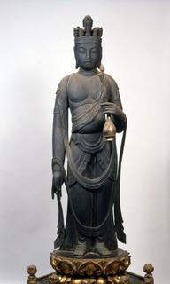 善隆寺(和蔵堂)十一面観音立像.JPG